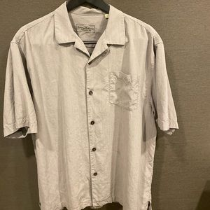 Tommy Bahama Silk Shirt - Size L